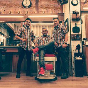 Peluqueria Barberia Arturo Gutierrez Madrid Art Barber Cerca de mi